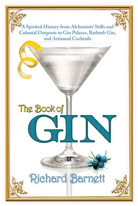 Gin book cover